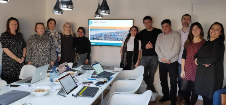 FIRST TRANSNATIONAL PROJECT MEETING